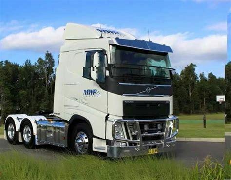 volvo trucks australia mwp transport australia volvo wide
