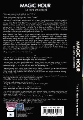 Buku Promise Tisa Ts Dwitasari bukukita magic hour let in the unnexpected