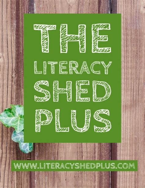 Literacy Shed by Featured Products