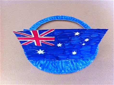 craft paper australia 36 best images about australia day on