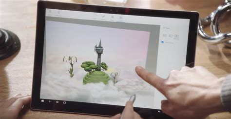 we tested the ms paint 3d preview here s what we think microsoft paint 3d available for preview long room