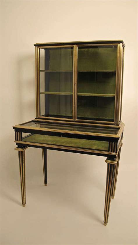 Vitrine Display Cabinet by 19th Century Napoleon Trois Vitrine Display Cabinet At 1stdibs
