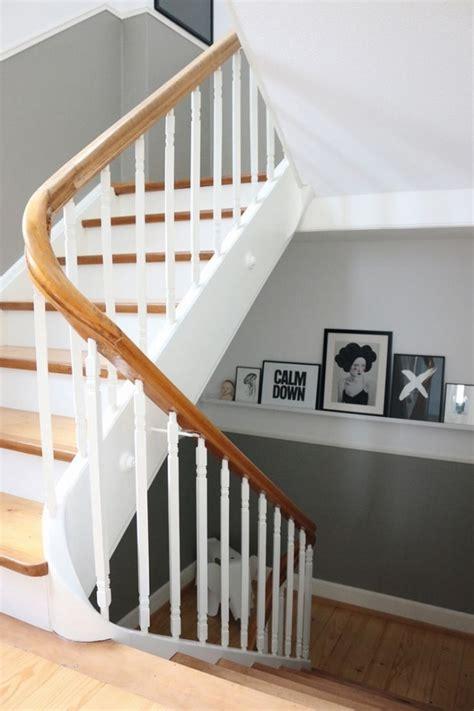 wandgestaltung flur mit treppe flur mit treppe