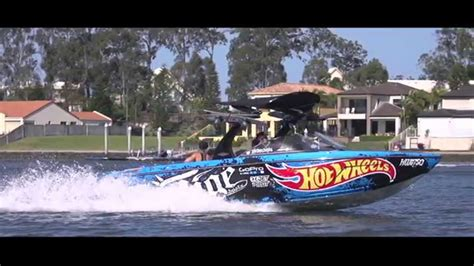 boat with wheels video hot wheels wake boat release youtube