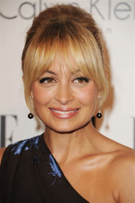 best type of bangs for different types of faces the best bangs for your face shape glamour