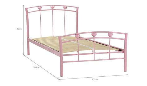Asda Bunk Beds George Home Hearts Bed Pink Beds George At Asda