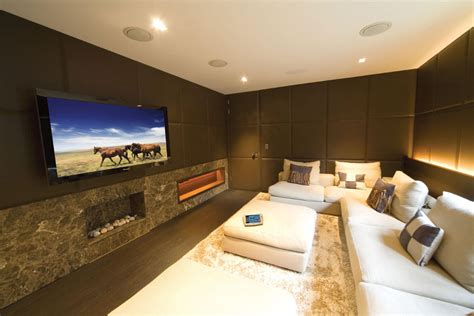 home theater system design tips living room family room hom monaco av solution center