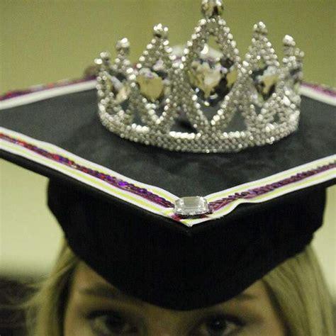 26 Princess Grad Tiara commencement caps commencement state