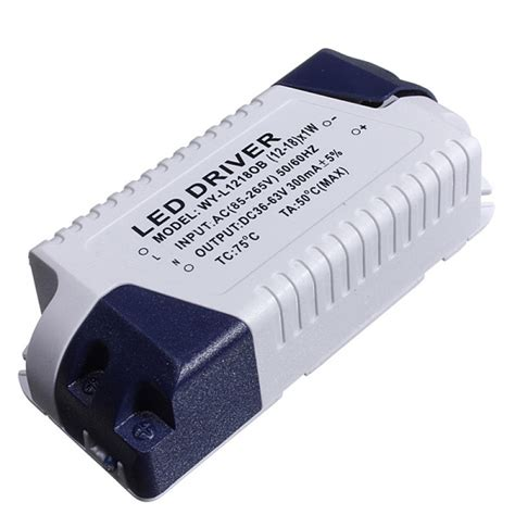 buy 12v home light led power supply driver electronic