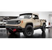 Jeep Renegade Comanche Concept Price Release Date Specs