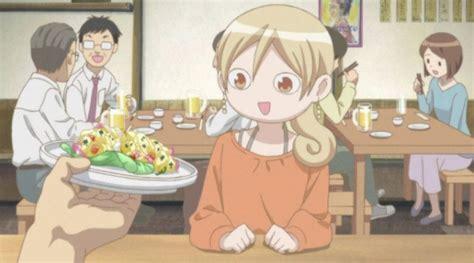 anime memasak terbaik  dijamin bikin ngiler