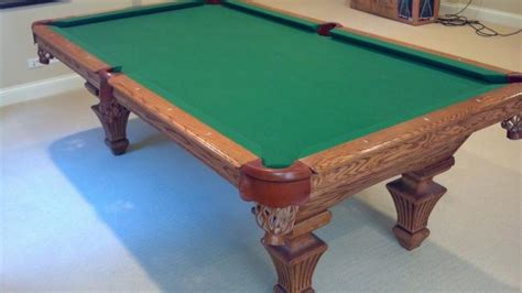 mr slates billiard company purchase pool table