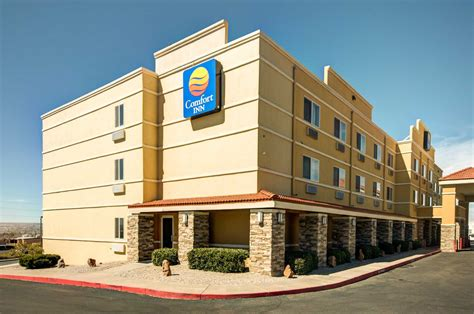 comfort inn in albuquerque comfort inn albuquerque airport albuquerque new mexico