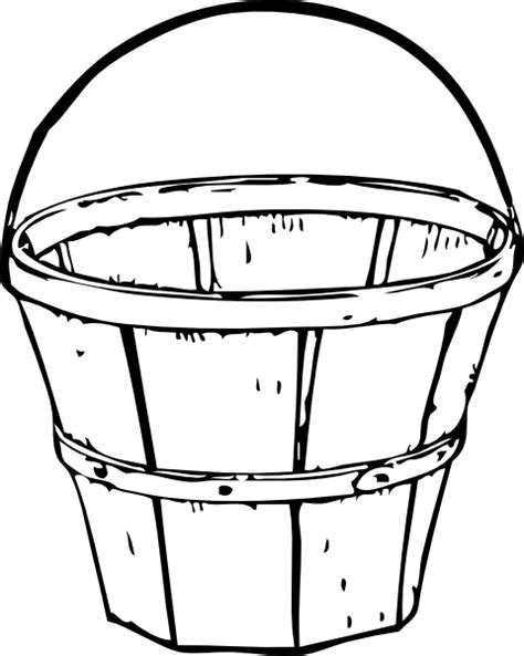 water bucket coloring page free coloring pages of paint bucket