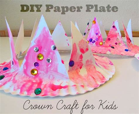 Easy Crown Craft For Kids Where Imagination Grows | easy crown craft for kids where imagination grows