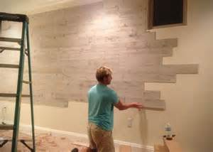 stikwood adhesive wood wall planks hiconsumption