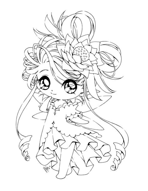 Chibi Princess Belle Coloring Pages Pictures To Pin On Chibi Coloring Pages