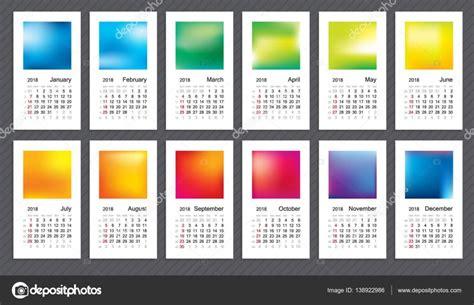 creative calendar design hd cr 233 ation calendrier 2018 d 233 but de la semaine dimanche