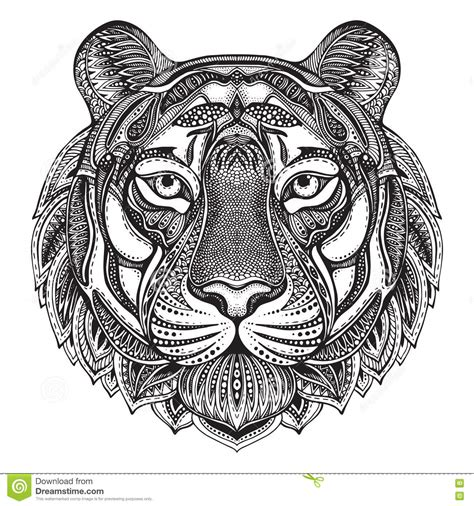 how to draw a doodle tiger flowers drawings search lillies