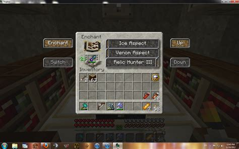 Minecraft Enchantment Table Recipe by Pin Minecraft Recipe Enchantment Table Image Search