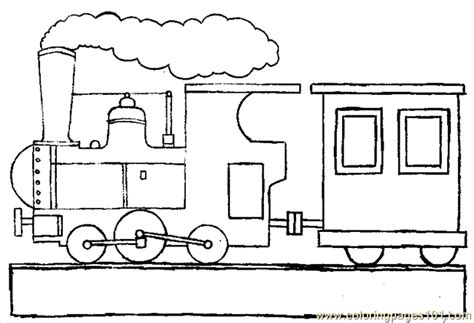 coloring pictures of train cars printable train new calendar template site
