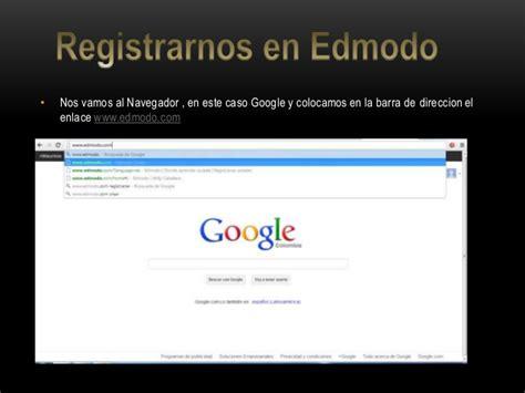 tutorial para registrarse en edmodo tutorial cuenta de edmodo