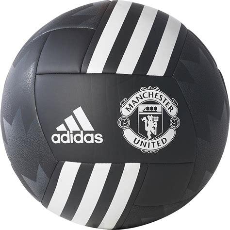 Manchester United White adidas manchester united voetbal black white 2017 2018