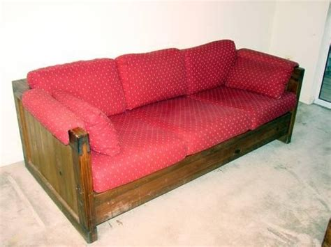this end up couch cargo brand couch w sleeper also have a matching