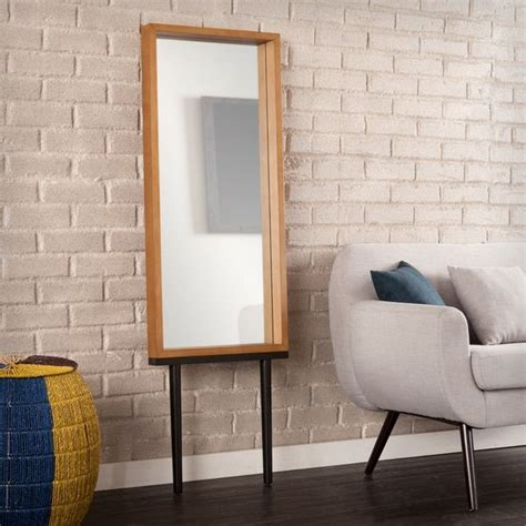 Mirrors Detox by Best 25 Leaning Mirror Ideas On Large Leaning