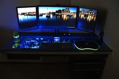 Computer Desk Mod by The Pc Mod That Is Sexier Than A Mac Bit Rebels