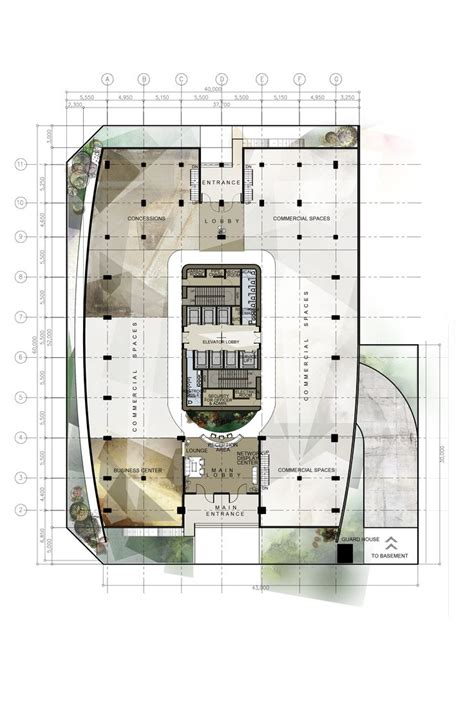 high rise building floor plan design 8 proposed corporate office building high rise