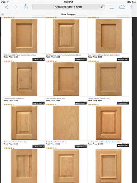 Different Cabinet Styles by Barker Cabinets Part 3 Lil Huckleberrieslil Huckleberries