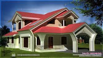 unique house designs unique home exterior in 2950 square feet home kerala plans