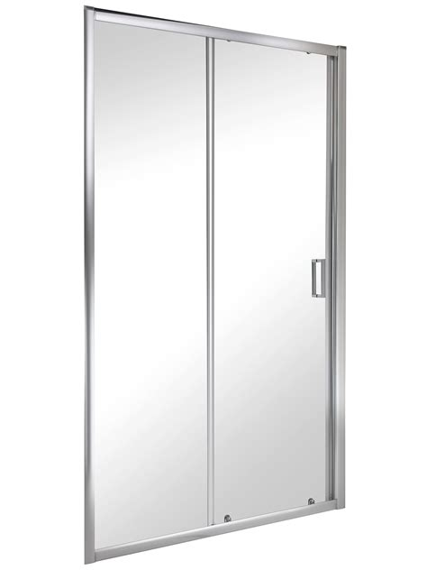 Twyford Shower Doors Twyford Es200 Sliding Shower Enclosure Door 1200mm Es28500cp