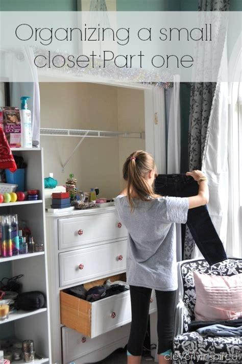 small reach in closet redo