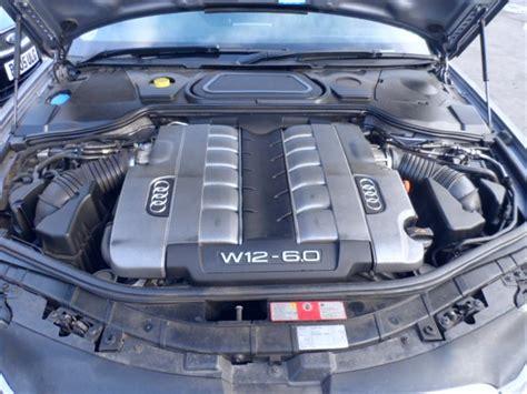 audi a8 4e 2003 2010 6 0 5998cc 48v w12 bht petrol engine