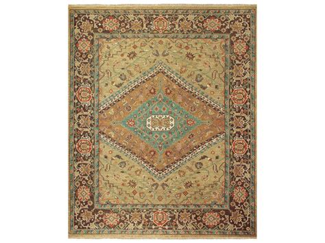 Feizy Area Rugs Feizy Rugs Goshen Rectangular Gold Brown Area Rug Fz0640f