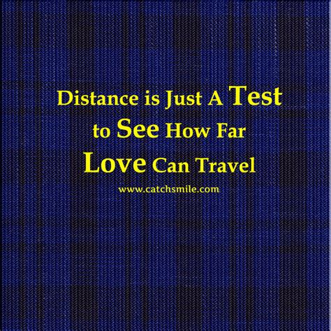 How Far Is It To Distance Is Just A Test To See How Far Can Travel