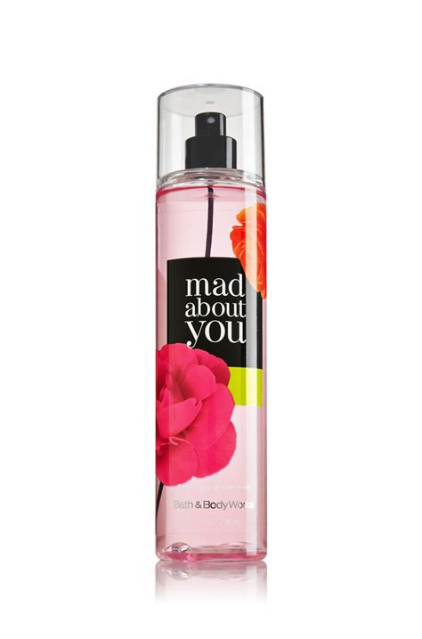 Bath And Works Perfume Spray 7ml mad about you fragrance mist signature collection bath and bodies
