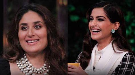 priyanka chopra and deepika padukone in koffee with karan full episode koffee with karan season 5 kareena kapoor khan sonam