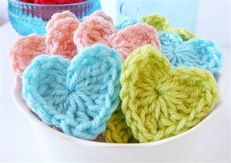 crochet heart pattern pinterest crochet heart pattern