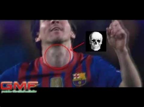 tattoo messi youtube lionel messi with an alien tattoo youtube
