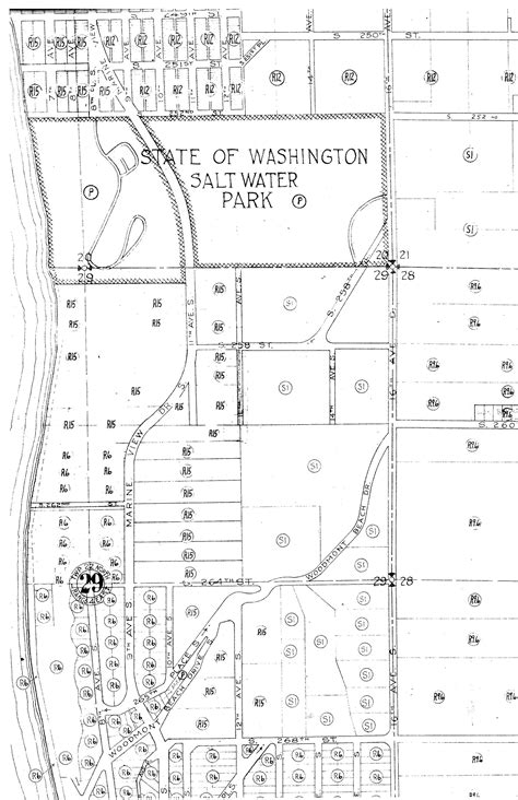 Historical Property Records Historical Zoning Records Of King County King County