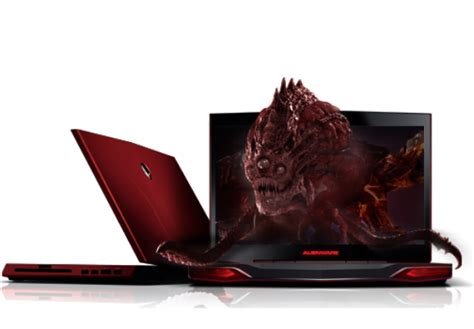 Laptop Alienware M17x R3 3d Bluray alienware m17x r3 3d capable gaming laptop specs and