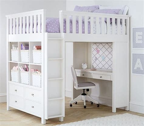pottery barn kids loft bed 25 best ideas about full bed loft on pinterest full bed mattress raised beds