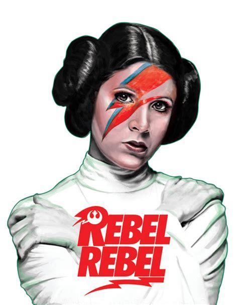 princess leia is a quot rebel rebel quot geektyrant
