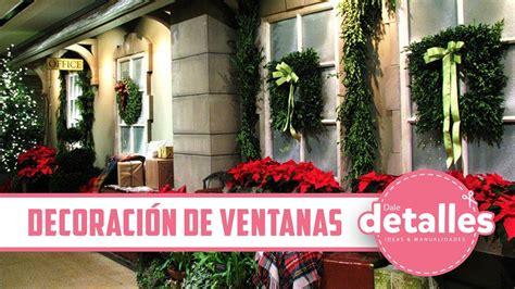 decora tus ventanas en navidad decora tus ventanas en navidad dale detalles