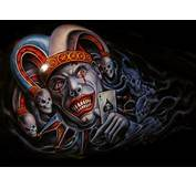 Airbrush Fitto  Clowns Etc Pinterest The Ojays