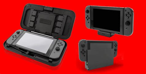 all accessories nyko s line of nintendo switch accessories all look useful