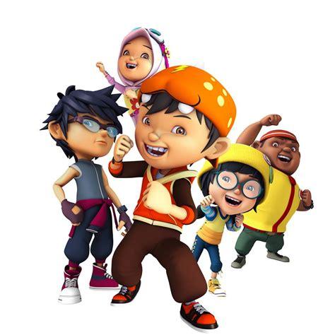 Film Kartun Global Tv | follow boboiboy s adventures at movie animation park